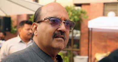 Amar Singh died