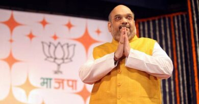 Amit Shah tested positive