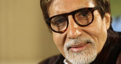 The 77-year-old Bachchan, who is among the most prolific actors on the Indian film scene, was hospitalized in Mumbai for three weeks.