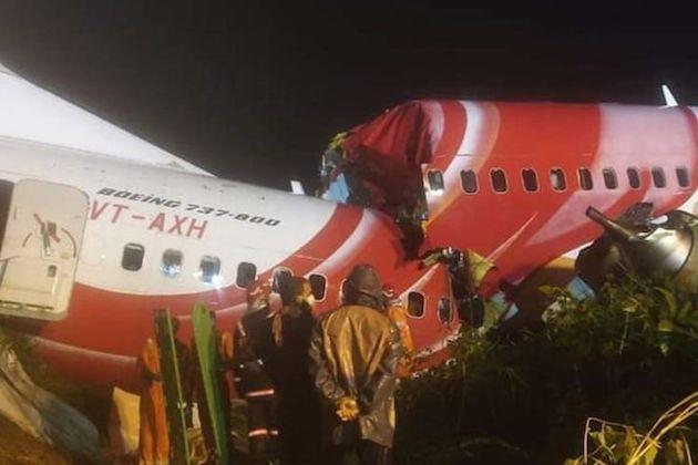 Kerala plane crash