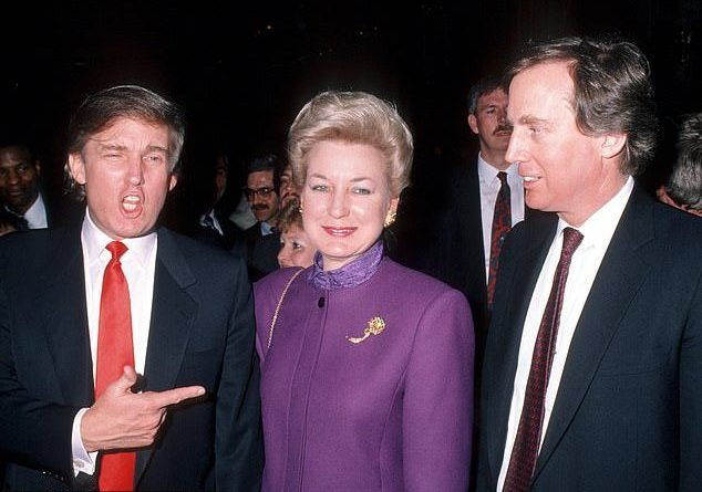 ' in audio secretly recorded by her niece Mary Trump