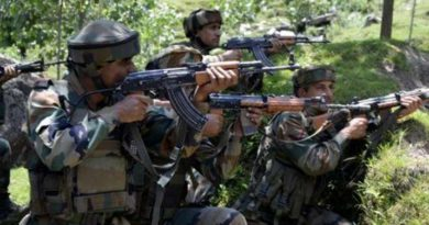 Two terrorists shot dead in encounter in Jammu and Kashmir's Baramulla