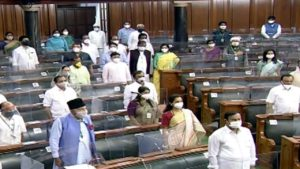 24 Lok Sabha MPs test positive for Covid-19 on first day of Parliament's monsoon session