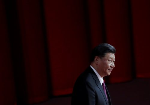 China threatened Czech leader for 'crossing red line'. He jumps over another