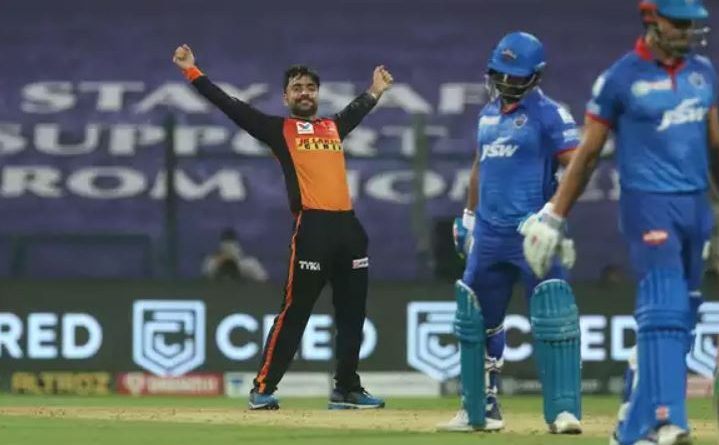 DC vs SRH- Sunrisers beat Capitals by 15 runs