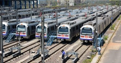 Green signal for Delhi Metro's Yellow line after 169 days