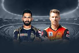 Morgan, Gill shine as Knight Riders beat Sunrisers by 7 wickets