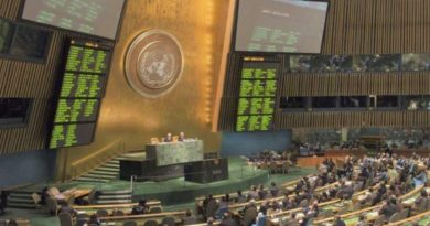 India joins the UN Status of Women Commission; China does not obtain a seat