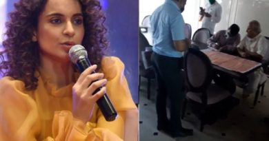 Kangana Ranaut's office not bulldozed by the BMC, actor receives a notice to stop 'leakage' instead
