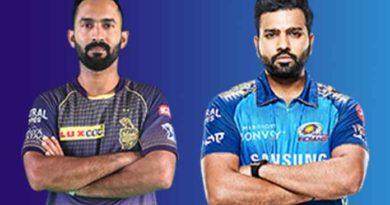 Mumbai Indians beat Kolkata Knight Riders by 49 runs