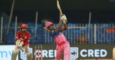 Highlights, IPL 2020: Samson, Tewatia star in Rajasthan's scintillating win over KXIP