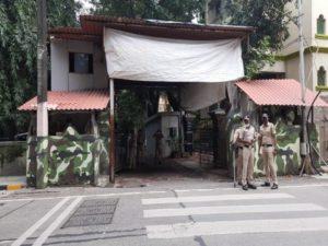Uddhav Thackeray's residence Matoshree