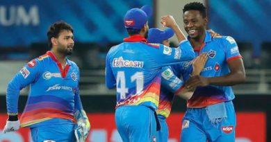 IPL 2020 Match 19: Marcus Stoinis, Kagiso Rabada help Delhi Capitals thrash Royal Challengers Bangalore by 59 runs