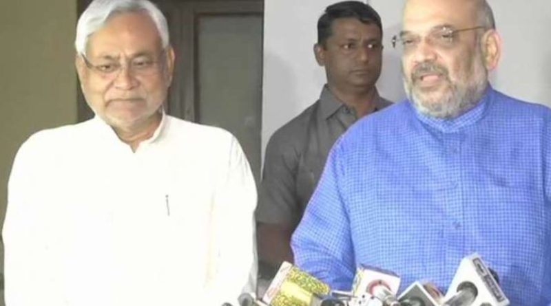 JD-U, BJP reach 50-50 seat share deal in Bihar, uncertainty continues over LJP