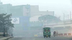 Air quality dips to 'severe' in Delhi post Diwali