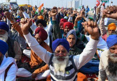 Seventh round of Centre-farmer unions' talks begins in Delhi